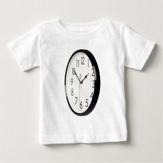 Simple analog clock baby T-Shirt