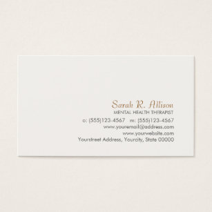 Sophisticated business cards templates zazzle simple and sophisticated business card colourmoves