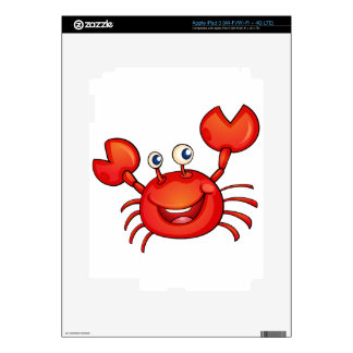 simple animal decals for iPad 3