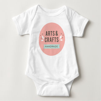 Simple Arts & Crafts Product Baby Bodysuit