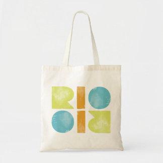 Simple bag from Rio de Janeiro