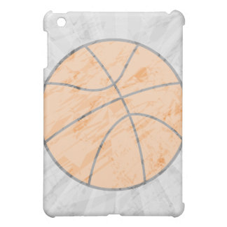 simple basketball vector design cover for the iPad mini