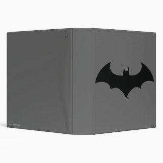 Simple Bat Silhouette Binder