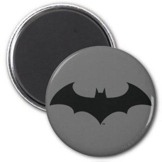 Simple Bat Silhouette Magnets