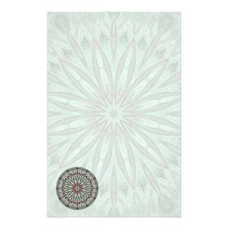 Simple Beauty Mandala - Stationery