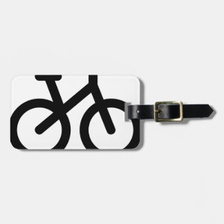 Simple Bicycle Luggage Tag