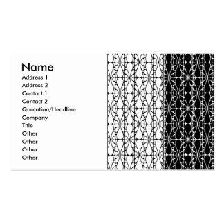 simple_black_white, nombre, dirección 1, dirección tarjeta de negocio