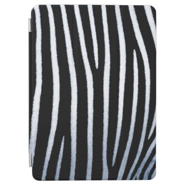 Simple Black & White Zebra Pattern   iPad Air Case