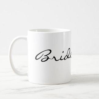 Simple Bridesmaid Mug