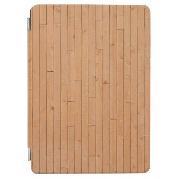Simple Brown Wood Background   iPad Air Case