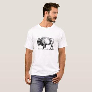 Simple Buffalo Logo T-Shirt