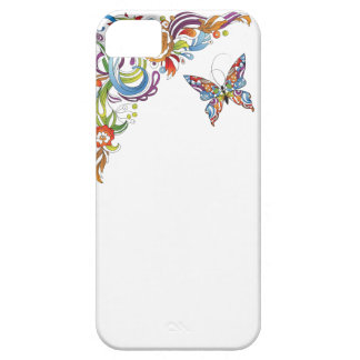 Simple Butterfly iPhone SE/5/5s Case