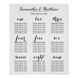 Wedding seating chart excel winkd wedding seating chart excel junglespirit Image collections