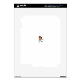 Simple child cartoon skin for iPad 3