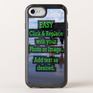 Simple Click & Replace Image to Make Your Own Speck iPhone Case