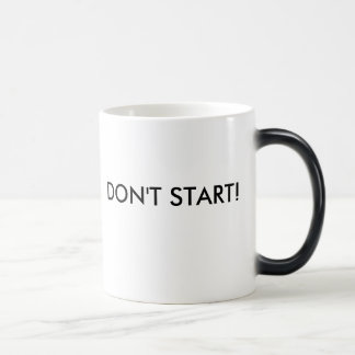 Simple Coffee Mug that will speak for you