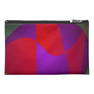 Simple Contrast Abstract Composition Travel Accessories Bag