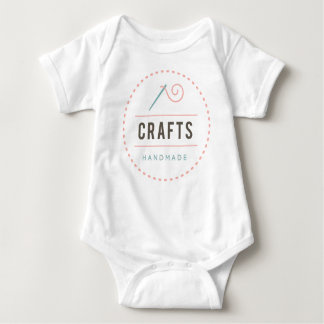 Simple Crafts Handmade Product Baby Bodysuit