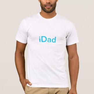 Simple creativo fresco del papá del día de padre playera