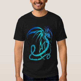 Simple Critters-Electric Dragon Tee Shirt
