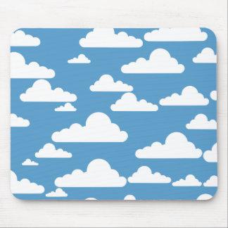 Simple Cumulus Clouds Mousepad