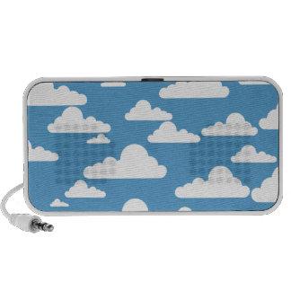 Simple Cumulus Clouds Mp3 Speaker