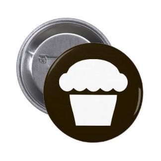simple cupcake / muffin pin