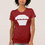 simple cupcake / muffin tee shirt