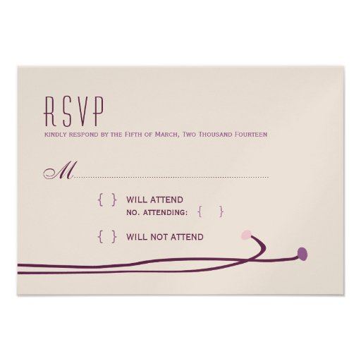 Wedding Invitation Rsvp is the best ideas you have to choose for invitation example