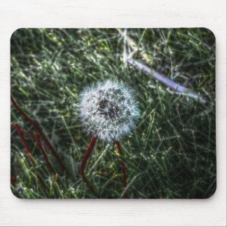 Simple Dandelion Mousepad
