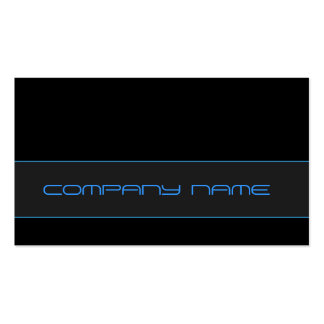 SIMPLE DECAYING BUSINESS CARD