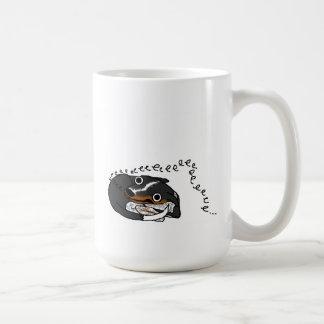 """Simple dog """"eeeeeeeeee"""" Mug"""
