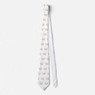 Simple Drama Masks Neck Tie