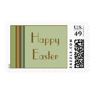 simple Easter Postage