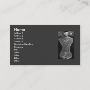 Simple Elegance! Business Card