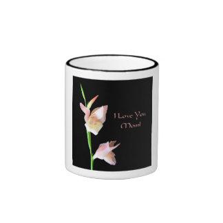 Simple Elegance for Mom Ringer Mug