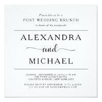 Elegant Wedding Invitations Announcements Zazzle