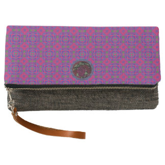 Simple Elegance - Rose Parade Clutch