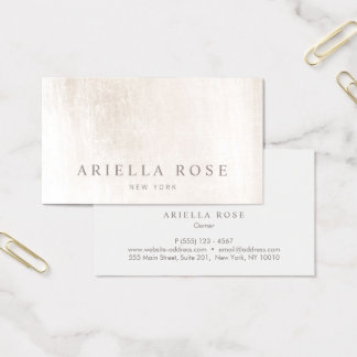 Spa business cards 10400 spa business card templates simple elegant brushed white marble professional business card reheart Choice Image