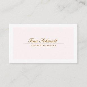 Cosmetology Business Cards Zazzle