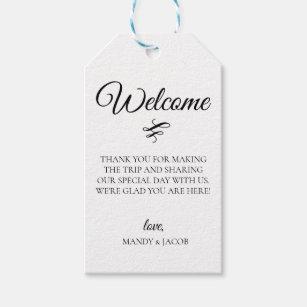 wedding gift tags zazzle