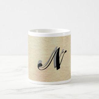 Simple Elegant Monograms - CricketDiane Coffee Mug