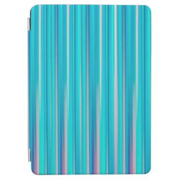 Simple Elegant Pastel Lines   iPad Air Case