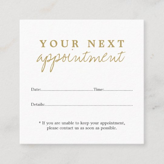 Image result for appointment card printing