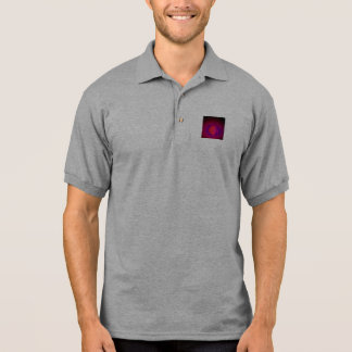 Simple Fish and the Planet Polo T-shirt