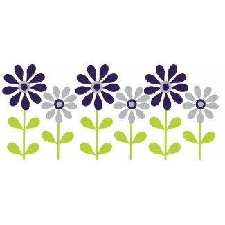 Simple Flowers mug