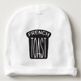 simple French Toast Baby Beanie