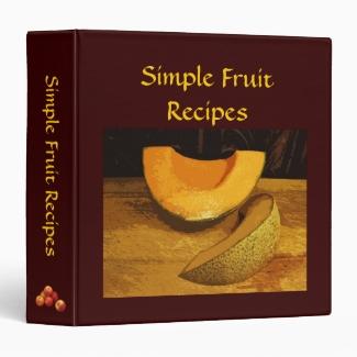 Simple Fruit Recipes