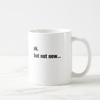 simple funny phrase coffee mug