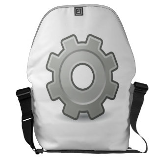 Simple Gear Courier Bag